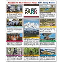 2017 Passport® Stamp Set