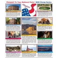 2022 Passport® Stamp Set
