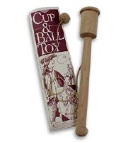 18th Century Cup & Ball Toy