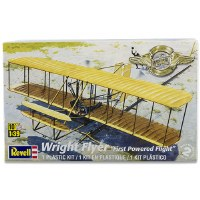 Plastic Wright Brothers Model Kit