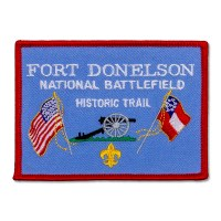 Fort Donelson National Battlefied Patch