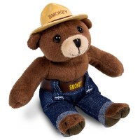 Smokey Bear Plush