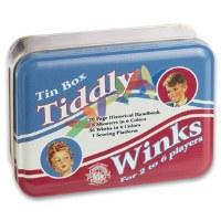 Tin Box Tiddly Winks