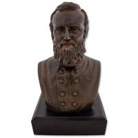 Stonewall Jackson Bronze Bust