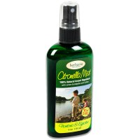 Citronella Mist 100% Natural Insect Repellent