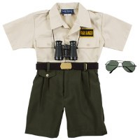 Junior Park Ranger Uniform