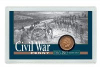 Indian Cent Civil War Coin