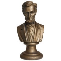 Abraham Lincoln Bronze Bust