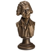 Thomas Jefferson Bronze Bust