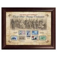 150 Year Anniversary Civil War Stamp Collection