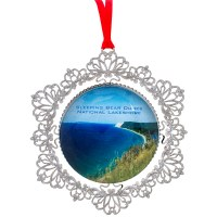 Sleeping Bear Dunes Ornament