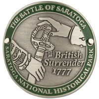 Saratoga Quarter Hiking Medallion