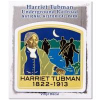 Harriet Tubman Decal