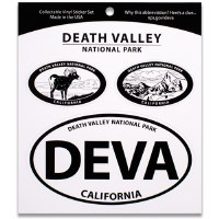 Death Valley NP Triple Decal