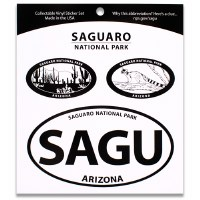 Saguaro NP Triple Decal