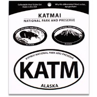 Katmai NP Triple Decal