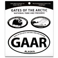 Gates of the Arctic NP Triple Decal
