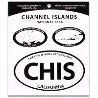 Channel Islands NP Triple Decal