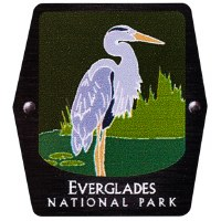 Everglades NP Trekking Pole Decal