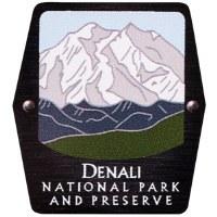 Denali NP Trekking Pole Decal