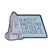 Wright Brothers Memorial Lapel Pin