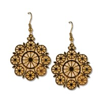 Ellis Island Chandelier Earrings