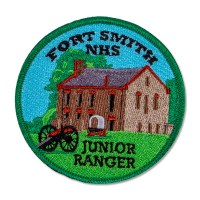 Fort Smith National Historic Site JR Ranger Patch