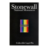Stonewall National Monument Pin