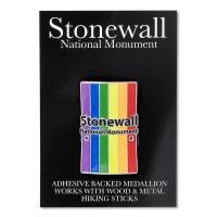 Stonewall National Monument Hiking Medallion