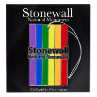 Stonewall National Monument Ornament