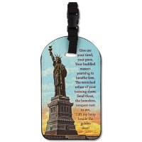 Statue of Liberty Luggage ID Tag