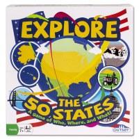 Explore The 50 States