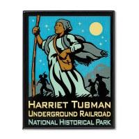 ANP Harriet Tubman Underground Railroad Magnet