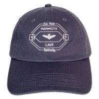Indigo Mammoth Cave Bat Cap