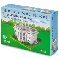 White House Mini Blocks