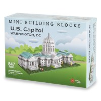 U.S. Capitol Mini Blocks