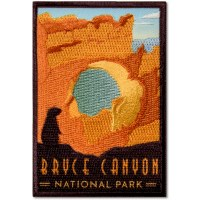 Bryce Canyon Trailblazer Patch