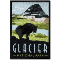 Glacier Trailblazer Patch