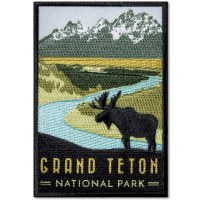 Grand Teton Trailblazer Patch