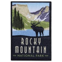 Rocky Mountain Trailblazer Patch