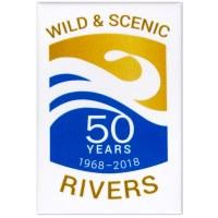 Wild & Scenic River Magnet