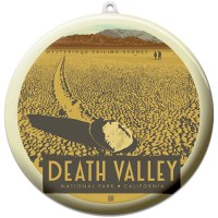 Death Valley Suncatcher Ornament