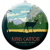 Kings Canyon Suncatcher Ornament