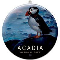 Acadia Suncatcher Ornament