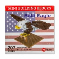 Bald Eagle Mini Block Set