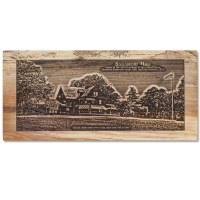 Sagamore Hill Engraved Plaque
