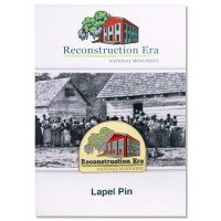 Reconstruction Era Pin