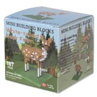 White-Tailed Deer Mini Blocks