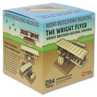 Wright Brothers Mini Building Blocks