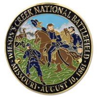 Wilson's Creek National Battlefield Hiking Medallion